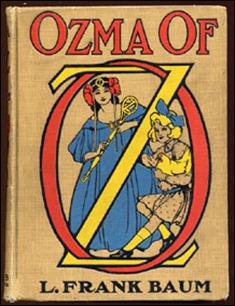 Ozma de Oz, tercer libro del ciclo