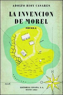 Portada de Norah Borges para La invención de Morel
