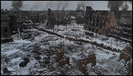 Dantesca Stalingrado
