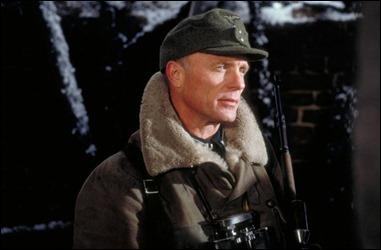 Ed Harris, el tirador alemán König