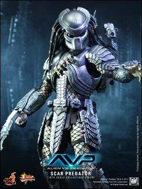 El Depredador, más humano que el Alien