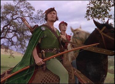El Robin Hood joven de Errol Flynn
