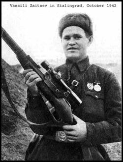 El verdadero Vassili Zaitsev