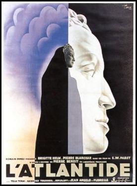 La Atlántida, versión muda de Jacques  Feyder
