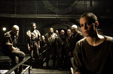 Los reclusos de Fury 161