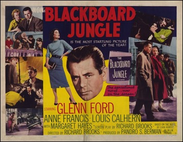 The Blackboard Jungle