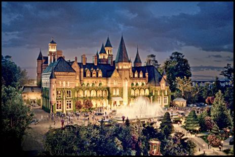 La imposible mansión de Gatsbyç