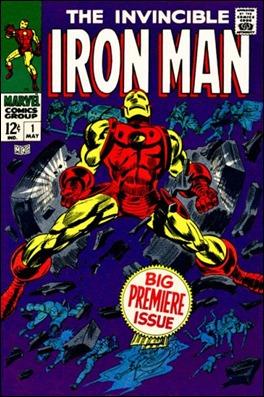 Num. 1 de la colección Iron Man