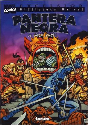 Pantera Negra de Jack Kirby, en Biblioteca Marvel de Planeta