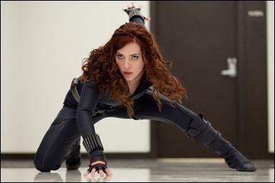 Scarlett Johansson, la Viuda Negra