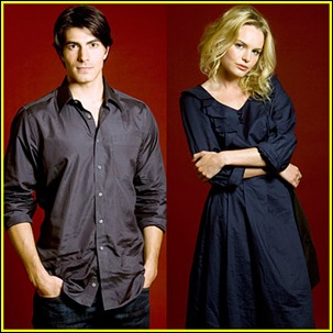 Brandon Routh y Kate Bosworth, los nuevos y polémicos Clark y Lois