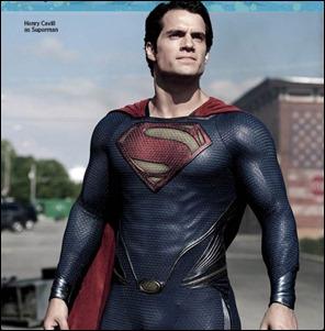 Henry Cavill, Supermán