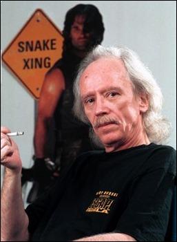 Director John Carpenter
