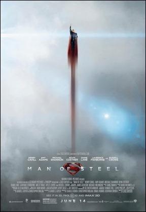 La estela del héroe en El Hombre de Acero