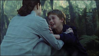 Una madre siempre quiere a su hijo..