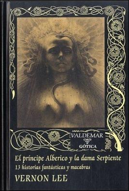 Edición Valdemar de los relatos de Vernon Lee