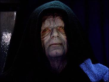 El malvado y además deforme Emperador