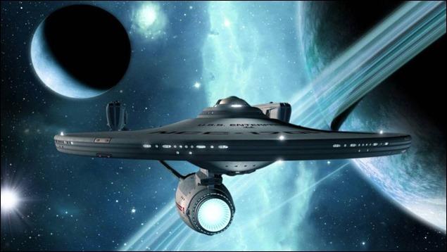 La nave estelar Enterprise
