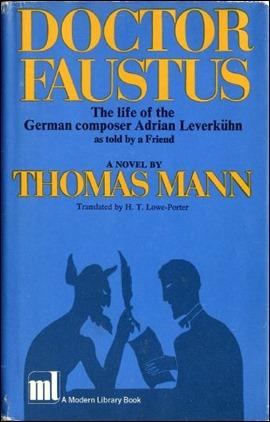 Doktor Faustus, de Thomas Mann