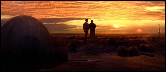 El final en Tatooine, una nueva esperanza