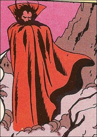 El Mephisto de Marvel Comics