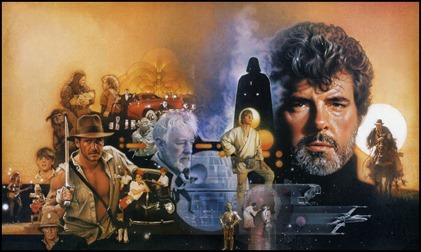 George Lucas y sus creaciones