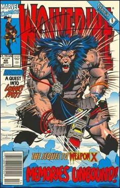Larry Hama retoma la miniserie Arma-X
