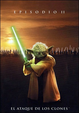 Menuda mala uva que resulta tener Yoda!