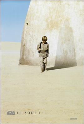 Una buena imagen, Anakin y su sombra futura, Vader