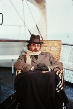 Dirk Bogarde como Gustav von Aschenbach