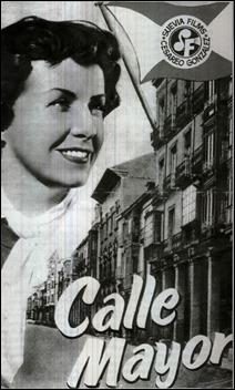 En Calle Mayor, Betsy Blair hablaba con la voz de Elsa Fábregas