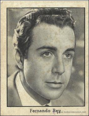 Fernando Rey, cuando era Gary Cooper
