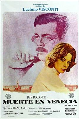 Muerte en Venecia, de Luchino Visconti