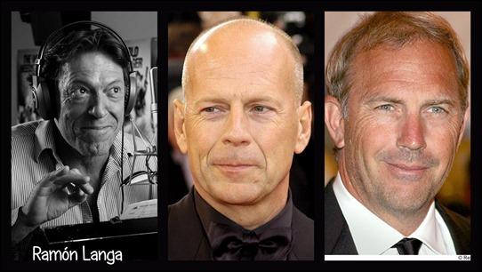 Ramón Langa, el genial Bruce Willis español