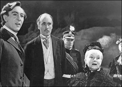 Sherlock, Mycroft y la reina Victoria