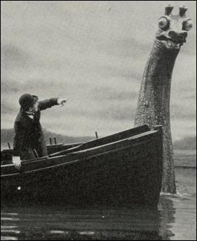 Watson y el monstruo del lago Ness
