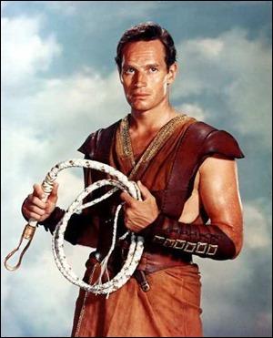Charlton Heston, el inolvidable Ben-Hur