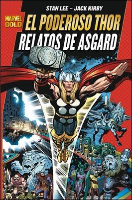Edición por Panini de los Relatos de Asgard