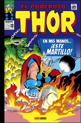 El Thor de Lee-Kirby, en Panini