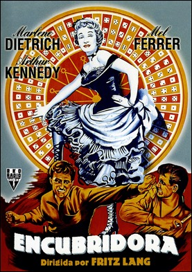 Encubridora, o Rancho Notorious, de Fritz Lang