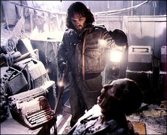 La cosa, de John Carpenter, horror en la Antártida
