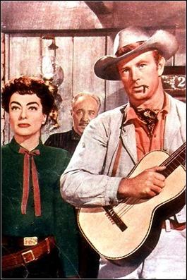 Sterling Hayden es Johnny Guitar