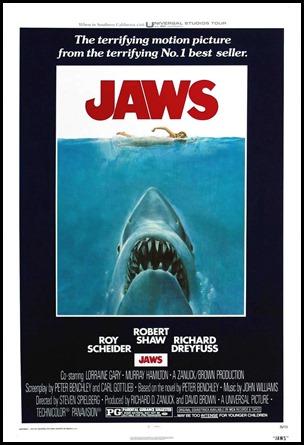 Tiburón, de Steven Spielberg