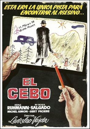 El cebo (1958), de Ladislao Vajda
