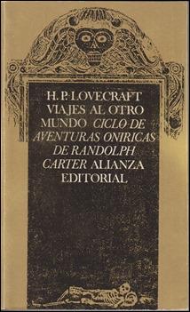 El ciclo de Randolph Carter, en Alianza Editorial