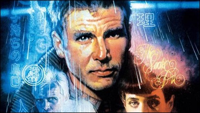 Harrison Ford como Deckard
