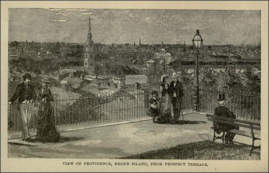 La vieja Providence amada por Lovecraft