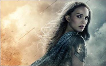 Natalie Portman, la sosa de Jane Foster