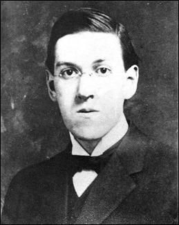 Retrato de Howard Philllips Lovecraft