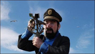 Andy Serkis es el capitán Haddock